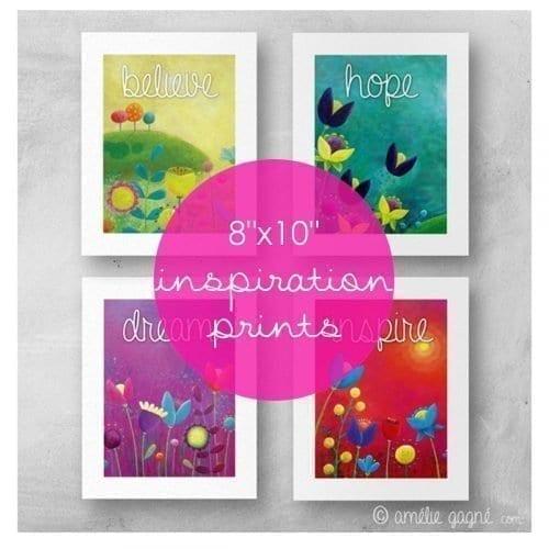 inspirational prints