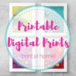 Printable Prints