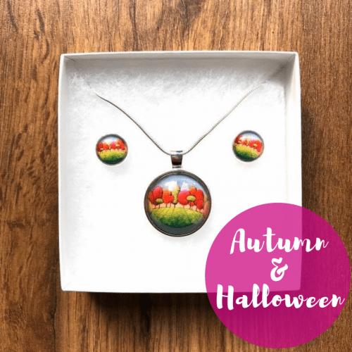 Autumn & Halloween Pieces