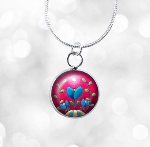 Renaissance mini necklace
